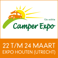 Camper Expo in Houten