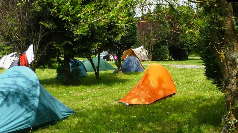 Camping Gasstel 1 Pits Action.Camping Le Roptai Ardennen Belgie